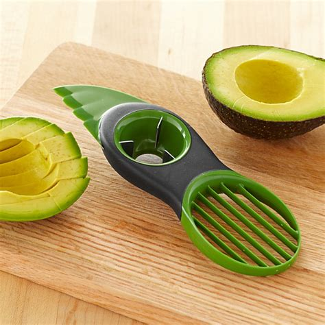 3 In 1 Avocado Slicer 10 cool kitchen tools