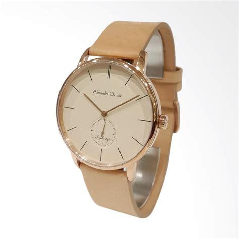 Jam Tangan Alexandre Christie Simple jual alexandre christie simple 8486mslrgiv jam tangan pria gold harga