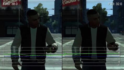 wann kommt gta 6 für ps3 gta 4 the ballad of tony xbox 360 vs ps3 frame rate