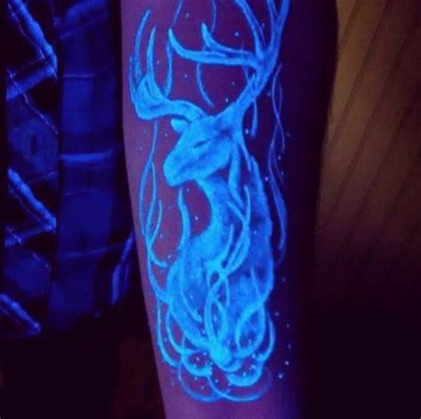 glow in the dark ink tattoo 30 glow in the tattoos that ll make you turn out the