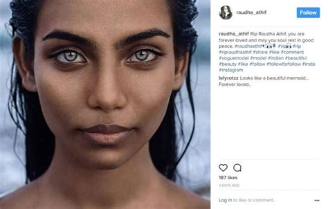 Dress Rauda vogue cover model raudha athif allegedly murdered for