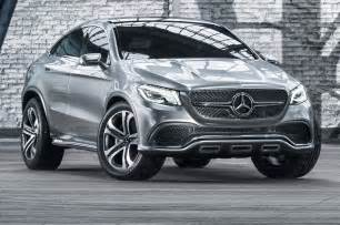 Mercedes Deler Mercedes Concept Coupe Suv Look Motor Trend