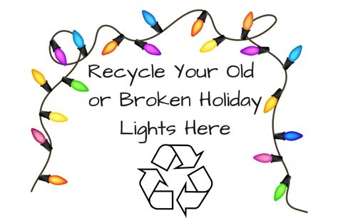 can you recycle christmas lights can you recycle broken christmas lights mouthtoears com