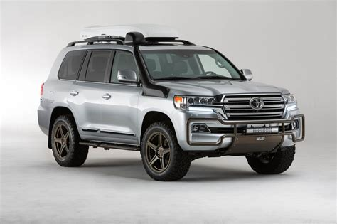 2015 land cruiser lifted sema edition trd landcruiser 200 series revealed why