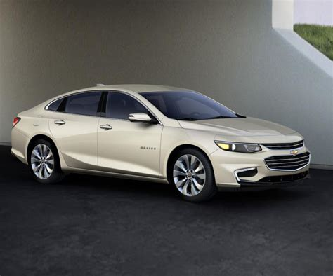 2017 chevrolet malibu review price release date specs