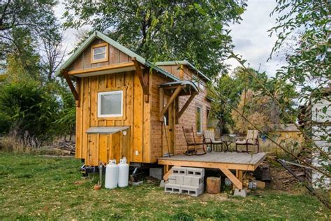 Small Homes For Sale In Fort Collins Co Mitchcraft Tiny Homes Debuts With A Thoughtful Stylish
