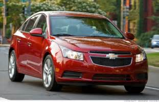 Cheap Chevrolet Cars 10 Great Cheap Cars Chevrolet Cruze 2 Cnnmoney