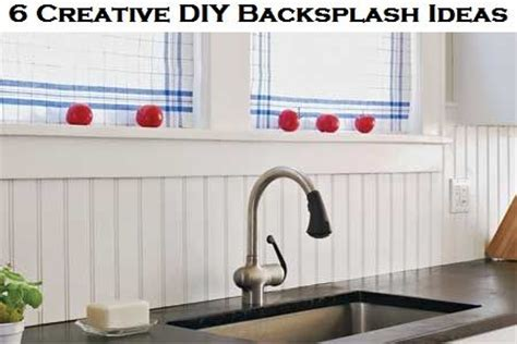 cheap kitchen backsplash alternatives backsplash ideas alternative to and alternative on pinterest
