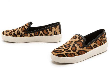 sam edelman leopard slip on sneakers sam edelman becker slip on sneakers new leopard