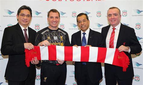 Jersey Liverpool Garuda liverpool jersey garuda indonesia usa