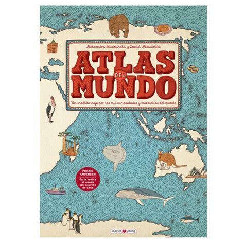 libro mundo libro atlas del mundo