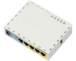 Mikrotik Routerboard Rb750upr2 With Poe Output mikrotik ethernet routeri