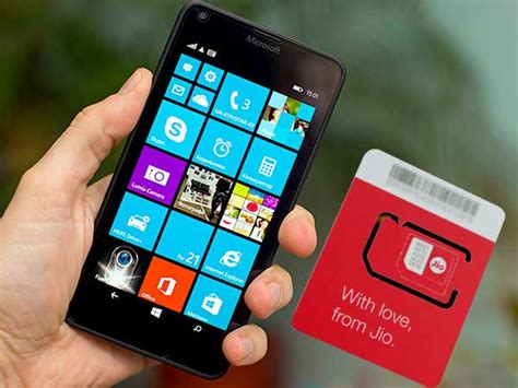how to activate reliance jio 4g sim on microsoft lumia