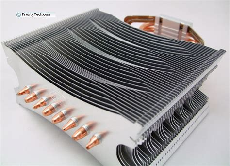 heat sink pc deepcool wind pro heatsink review on frostytech