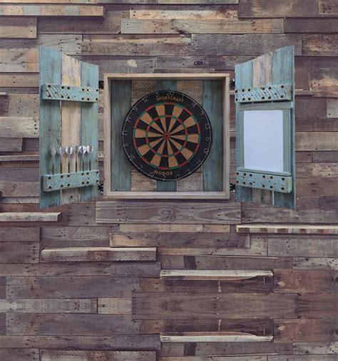 reclaimed wood dartboard cabinet rustic tropical dartboard cabinet made from reclaimed wood