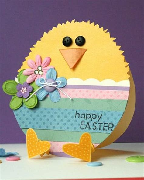 Handmade Easter Cards Ideas - handmade easter cards modern magazin
