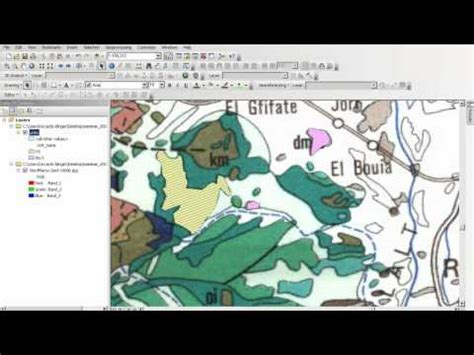 arcgis tutorial for geologists how to add geology data to arcgis funnydog tv
