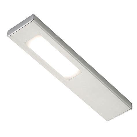 quadra u led under cabinet light sls quadra diffused led under over cabinet light