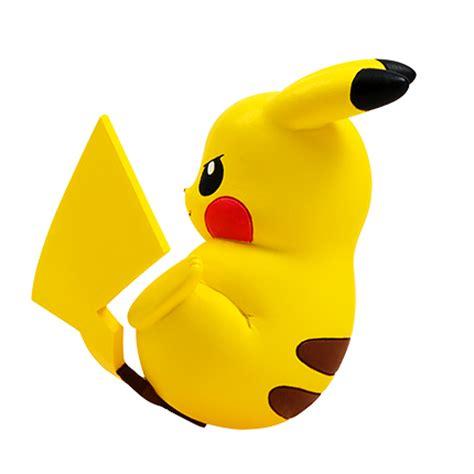Moncolle Ex Ezw Pikachu Catastropika pok 233 mon sun moon figurines pokeshopper