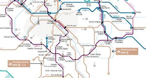 La Ligne Grangé by La Ligne De M 233 Tro Pont De S 232 Vres Noisy Chs Ouvrira En