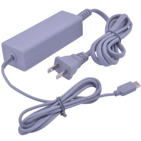 wii chargers for remotes runflory ac power charging supply adapter charger cord