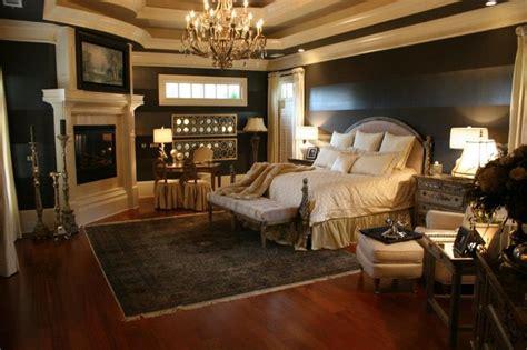 Client Pergola Luxury Master Suite Traditional Bedroom Atlanta by Bella Cosa Home