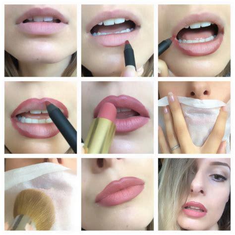 tutorial lipstik kylie jenner check out my kylie jenner lip tutorial on makeupbybarbz