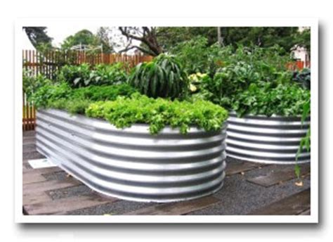 Colorbond Planter Boxes by Colorbond Raised Garden Beds Bunnings Garden Ftempo