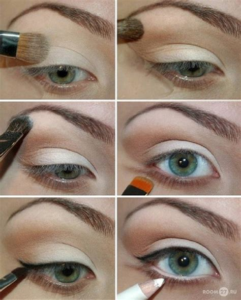 very natural makeup tutorial 12 best makeup tutorials for green eyes