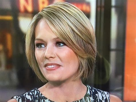dillan dryer haircut dylan dreyer on today 4 6 17 front view of her gorgeous