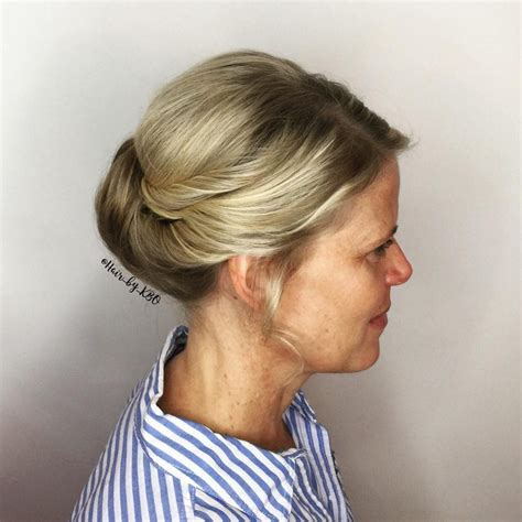 hairstyles for straight hair tied up 20 amazing hairstyle haircut ideas for women above 50