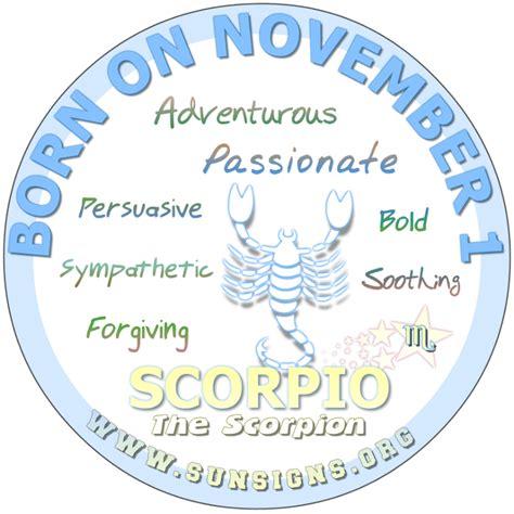 november birthday horoscope astrology in pictures sun