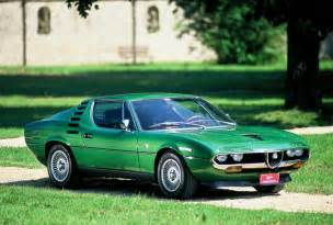 Alfa Romeo 1970 Alfa Romeo Montreal 1977 Cartype