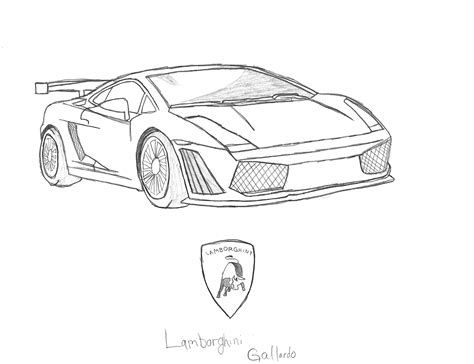 lamborghini car drawing lamborghini gallardo drawing the5thguardian 169 2018 oct