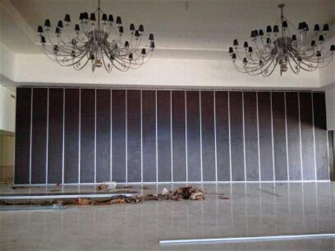 Jual Rockwool Cotton partisi geser pintu penyekat ruangan peredam suara