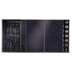 Contemporary cooktop from jenn air 174 model cvex4370b