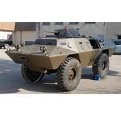 WarWheelsNet  XM 706/V 100 Commando Armored Car Photos