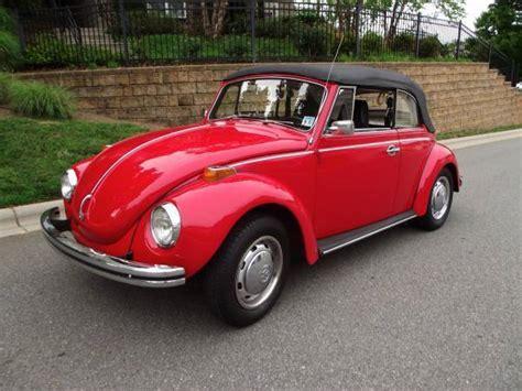 1971 Volkswagen Beetle Convertible by 1971 Beetle Convertible Karmann