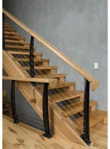 cable banister kit cable stair railings what to consider kris allen daily