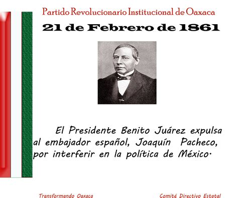 22 de febrero de 1913 asesinato de don francisco i madero y de pri comit 233 directivo estatal de oaxaca efem 233 rides