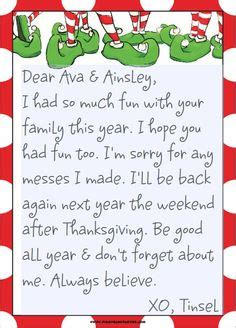 elf on the shelf arrival letter printable template printable magic elf goodbye letter 2 or more by