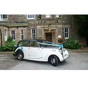 Classic Triumph Renown Wedding Car