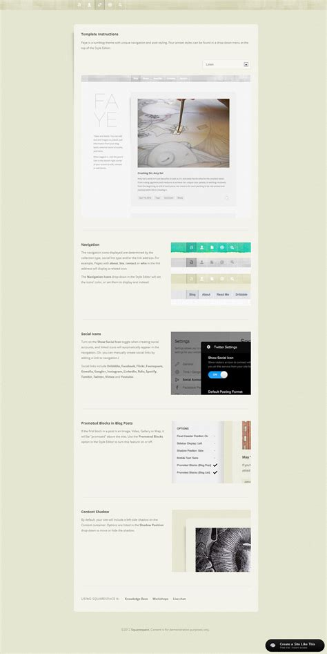 squarespace templates with sidebar read me jpg