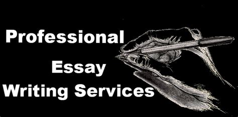 Professional Essay Writing Service by Professional Essay Writing Services Usa New York