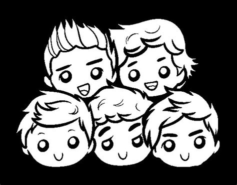 five nights at freddy s coloring book great coloring pages for and adults unofficial edition books dibujo de one direction 2 para colorear dibujos net