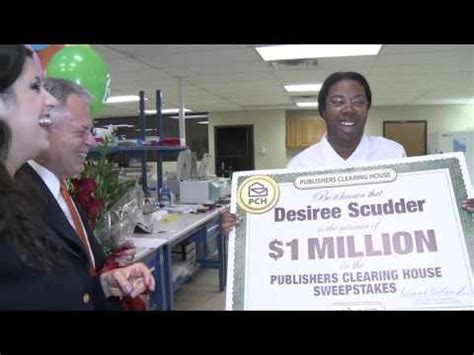 Publishers Clearing House Winners In Mississippi - what would you do with a 1 000 000 publishers clearing house prize texas woman finds