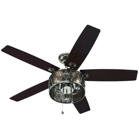 polished nickel ceiling fan masterbedroom love this shop harbor breeze angora harbor