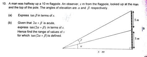 section 3a challenging trigonometry question acs i sec 3