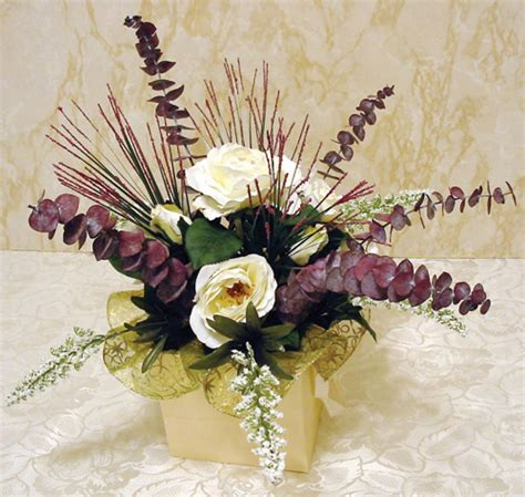 how to make silk flower arrangements like a pro almost