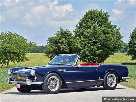 Maserati 3500 Gt For Sale by Used Maserati Spyder Cars For Sale With Pistonheads
